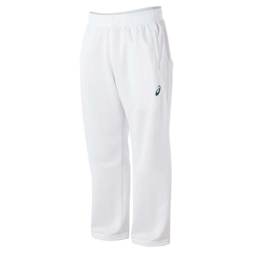 1560045c0bc Asics Mens Cricket Pants White M, White, rebel_hi-res