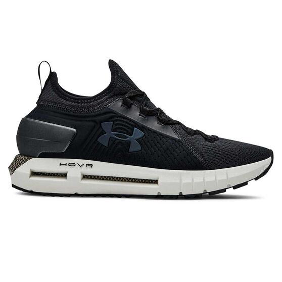 Under Armour HOVR Phantom SE Womens Running Shoes, Black / Grey, rebel_hi-res