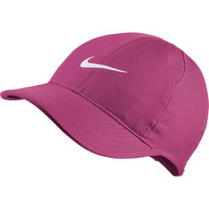 Nike Womens Aerobill Featherlite Cap Fuschia OSFA, Fuschia, rebel_hi-res