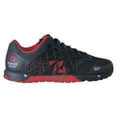 Reebok CrossFit Nano 4.0 Mens CrossFit Shoes Black / Red US 7, Black / Red, rebel_hi-res