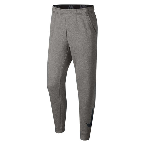 Nike Mens Therma Tapered Training Pants, Grey, rebel_hi-res