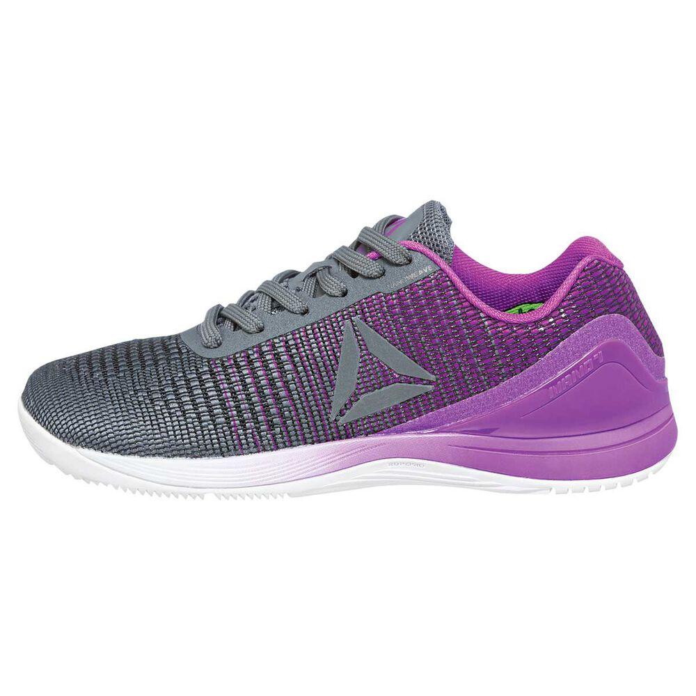 13c52d15859 Reebok CrossFit Nano 7.0 Womens Training Shoes Black   Purple US 6 ...