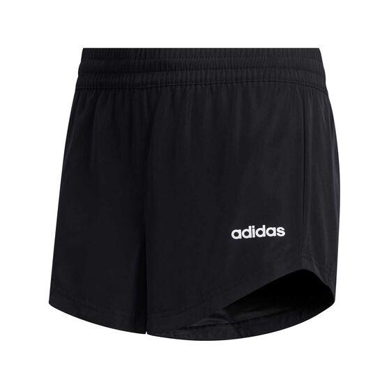 adidas Girls Climalite Woven Shorts, , rebel_hi-res