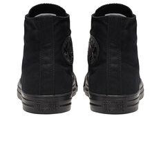 Converse Chuck Taylor All Star Hi Top Casual Shoes Black US 14, Black, rebel_hi-res