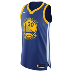 Nike Golden State Warriors Curry Authentic Mens 2018 Jersey, , rebel_hi-res