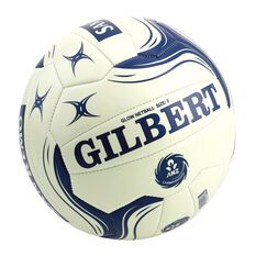 Gilbert ANZ Championship Glow Replica Netball Green 5, , rebel_hi-res