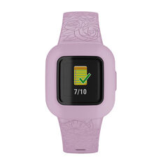 Garmin VivoFit JR3 Activity Tracker - Floral Pink, , rebel_hi-res