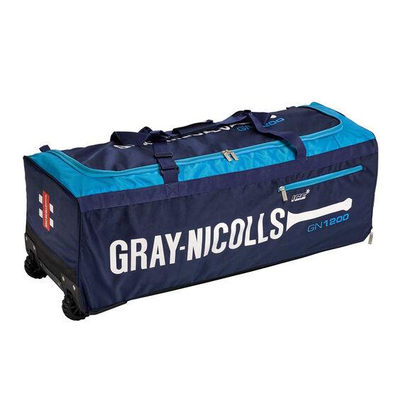 Gray Nicolls GN 1200 Cricket Kit Bag, , rebel_hi-res