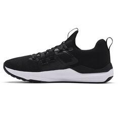 Under Armour Project Rock BSR Mens Training Shoes Black US 7, Black, rebel_hi-res