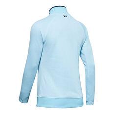 Under Armour Womens UA Storm Sweatshirt Blue XS, Blue, rebel_hi-res