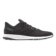 adidas PureBOOST DPR Womens Running Shoes Black / White US 6, Black / White, rebel_hi-res