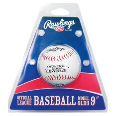 Rawlings 9in Baseball Ball, , rebel_hi-res
