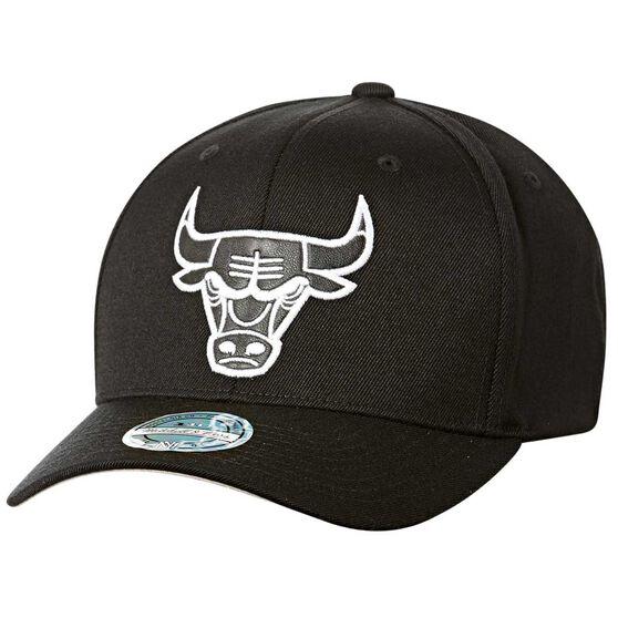 Chicago Bulls Outline High Crown Cap, , rebel_hi-res
