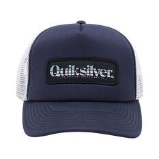 Quiksilver Boys Slab Scrapper Trucker Cap, , rebel_hi-res