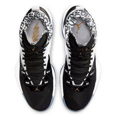 Jordan Zion 1 Basketball Shoes, Black, rebel_hi-res