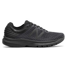 New Balance 860v10 2E Mens Running Shoes Black US 7, Black, rebel_hi-res
