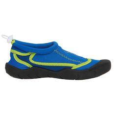 Seven Mile Junior Aqua Reef Shoes Blue US 1, Blue, rebel_hi-res