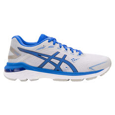Asics GT 2000 7 Lite Show Womens Running Shoes Grey / Blue US 6, Grey / Blue, rebel_hi-res
