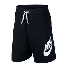 Nike Mens Sportswear Alumni Shorts, Black, rebel_hi-res