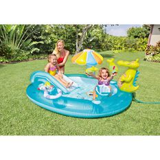 Intex Inflatable Gator Play Centre, , rebel_hi-res