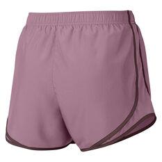 Nike Womens Tempo Running Shorts Pink XS, Pink, rebel_hi-res