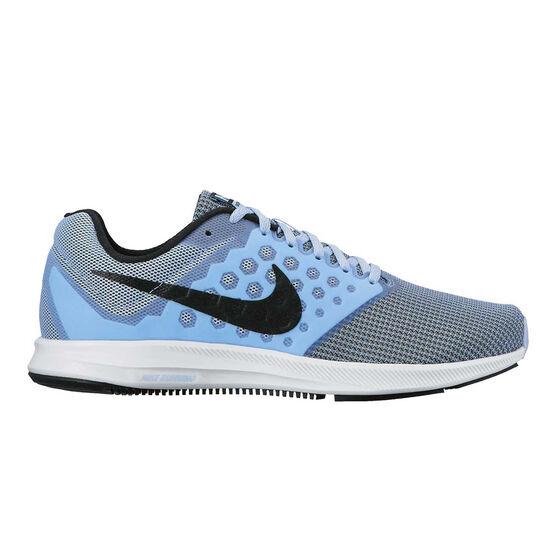 3d3f82ca46da Nike Downshifter 7 Womens Running Shoes Grey   Black US 6