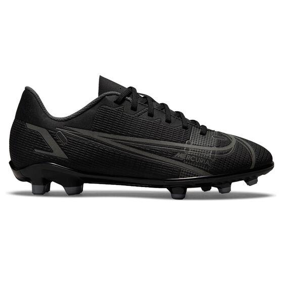 Nike Mercurial Vapor 14 Club Kids Football Boots, Black/Grey, rebel_hi-res