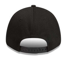 Adelaide Crows New Era 9FORTY Black on Black Cap, , rebel_hi-res