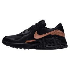 Nike Air Max Excee Mens Casual Shoes Black US 6, Black, rebel_hi-res