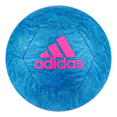 adidas Capitano Soccer Ball Blue 4, Blue, rebel_hi-res