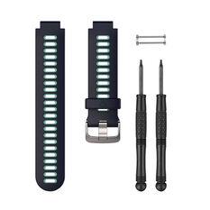 Garmin Midnight Blue / Frost Blue Adjustable Watch Band, , rebel_hi-res