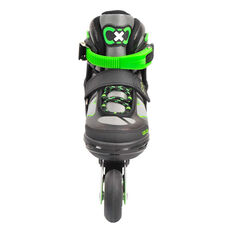 Goldcross GXC225 Inline Skates, Green, rebel_hi-res