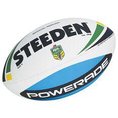 Steeden Powerade Replica NRL Match Ball, , rebel_hi-res