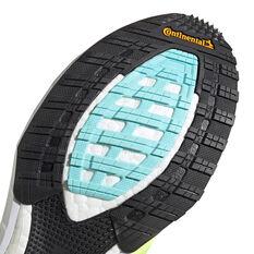 adidas Adizero Adios 5 Mens Running Shoes, Yellow/Black, rebel_hi-res