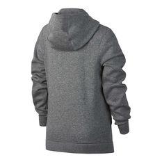 Nike Boys Sportswear Club Hoodie Carbon XS, Carbon, rebel_hi-res