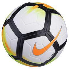 Nike Magia Soccer Ball White / Orange 4, White / Orange, rebel_hi-res