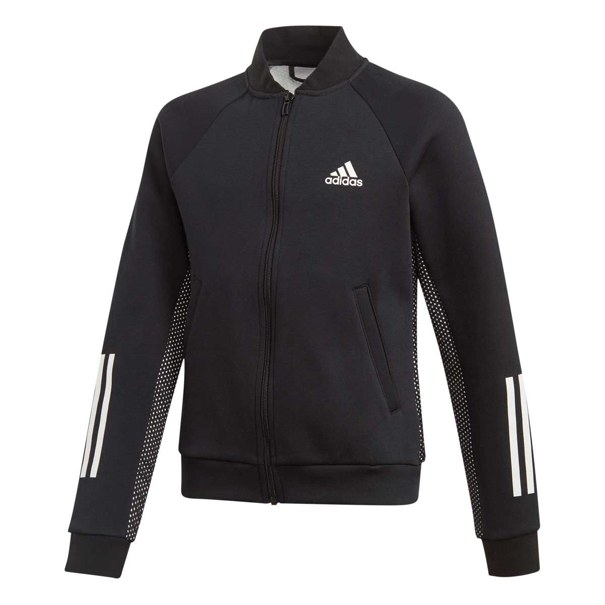 adidas Girls' Ready To Go Cover Up Jacket