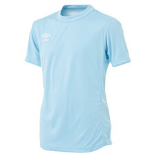 Umbro Kids League Knit Jersey Sky Blue XS, Sky Blue, rebel_hi-res