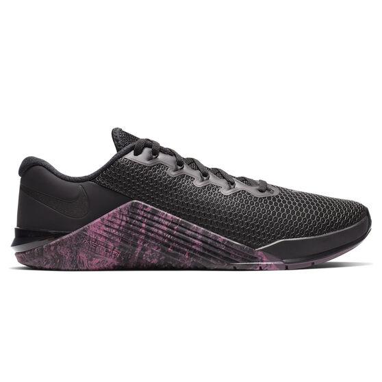 Nike Metcon 5 Mens Training Shoes, Black / Grey, rebel_hi-res