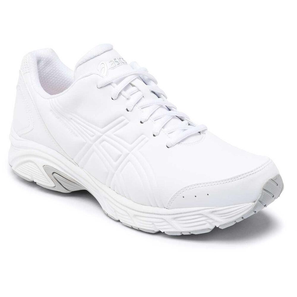 b8266734d494b Asics Gel Advantage 3 Mens Walking Shoes White US 8, White, rebel_hi-res