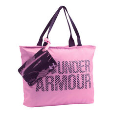 Under Armour Big Wordmark Tote 2.0 Pink, , rebel_hi-res