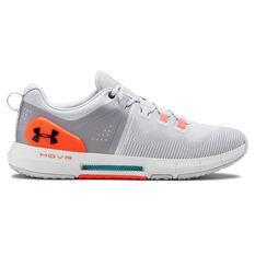 Under Armour HOVR Rise Mens Training Shoes Grey / Black US 8, Grey / Black, rebel_hi-res