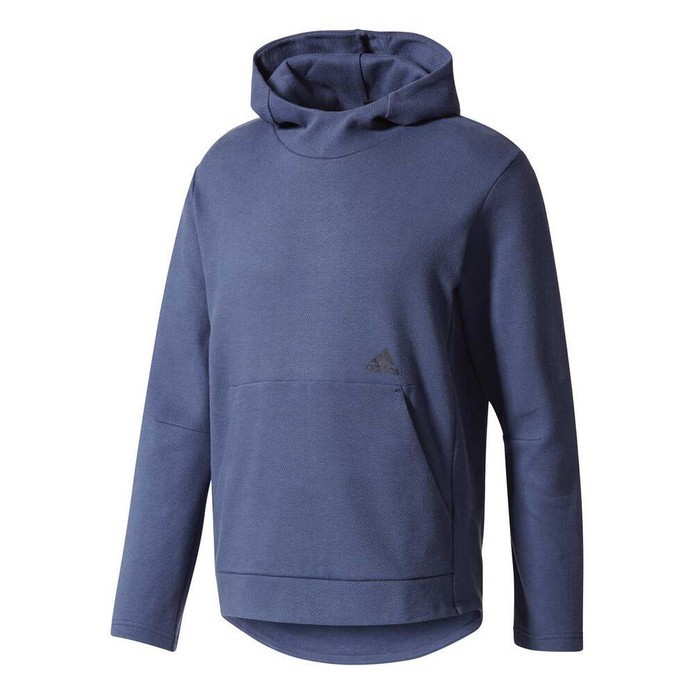 39246b042 adidas Mens ID Champ Hoodie Blue M, Blue, rebel_hi-res