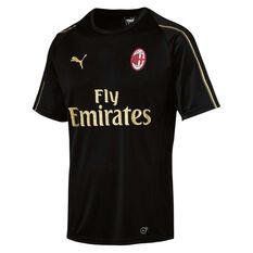 AC Milan 2018 / 19 Mens Training Jersey, , rebel_hi-res