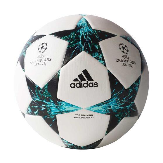 e68382a74 adidas Finale 17 Top Training Soccer Ball White / Black 4, White / Black,
