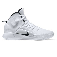 quality design 5d16d 16e8b Nike Hyperdunk X TB Mens Basketball Shoes White   Black US 7, White   Black