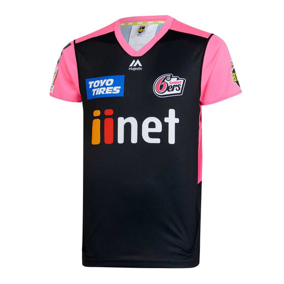 Sydney Sixers 2019/20 Mens Neon Nights BBL Jersey, , rebel_hi-res
