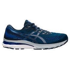 Asics GEL Kayano 28 Mens Running Shoes Blue US 8, Blue, rebel_hi-res