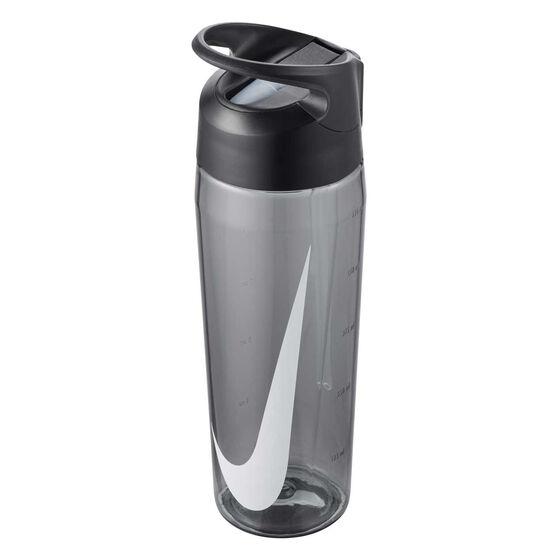 Nike Hypercharge 709mL Water Bottle Black, Black, rebel_hi-res