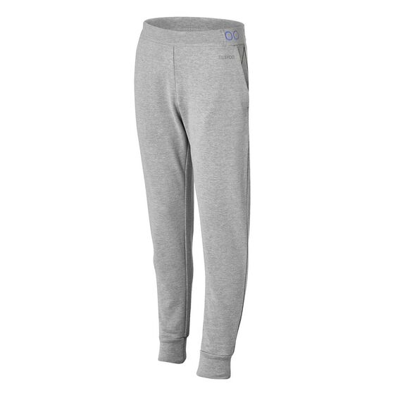 Ell & Voo Girls Helen Training Jogger Pants, Grey, rebel_hi-res